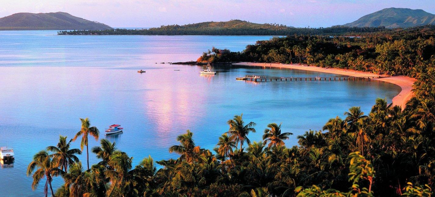 Vanua Levu and Navadra Islands, Fiji  № 824197 без смс