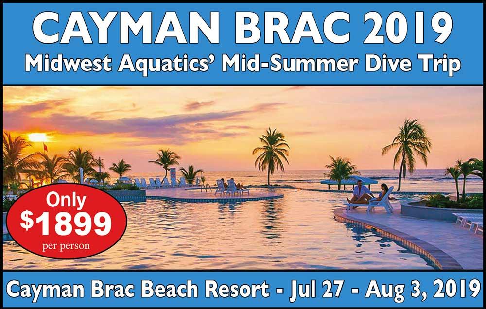 Cayman Brac Scuba Trip 2019